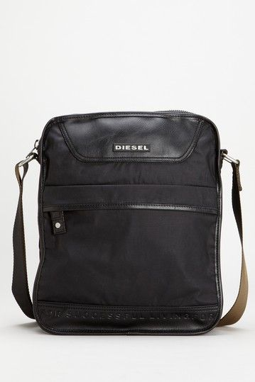 Diesel | On the Road Twice New Voyage Crossbody Bag (With images .