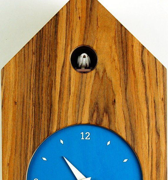 Cuckoo clock, different dials, pendulum | Clock, Small clock, Wood .