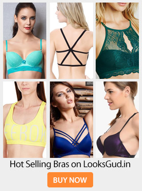 8 Types of Bras to wear for backless dresses - LooksGud.