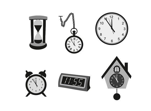 Different kinds of clocks (With images) | Clock, Clock design .