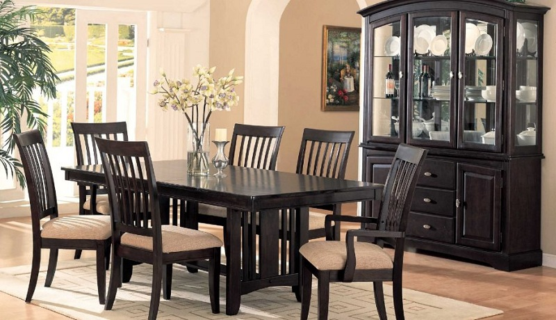 10 Latest & Best Dining Room Showcase Designs With Pictur