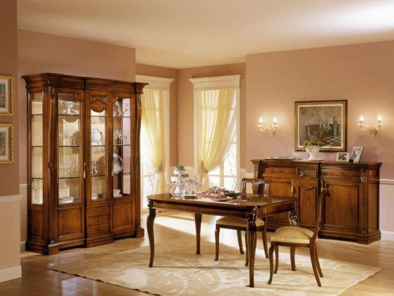 Dining Room Showcase Designs