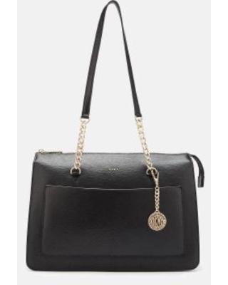Great Sales on Bryant Large Tote Bag - Black - DKNY Shoulder Ba