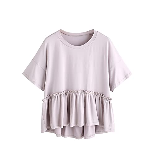 Women's Baby Doll Tops: Amazon.c