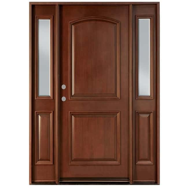 10 Simple & Traditional Door Frame Designs With Pictur