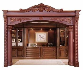 Gsp20-003 Wood Door Frame Designs Architrave Moulding - Buy .
