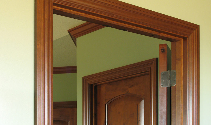 Using Wood Door Frames for Fire-Rated Openings - Wood Design .