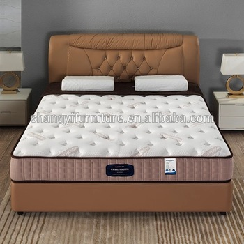 Latest New Design Pu Leather Soft Storage Double Bed Designs With .