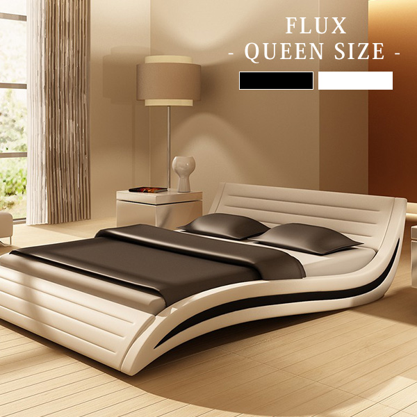 innovation-life: With a bed mattress Queen size bed / Queen size .