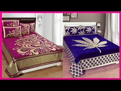 Double Bed Sheet Designs