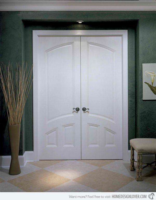 15 Different Interior Double Door Design Idea | Double doors interi