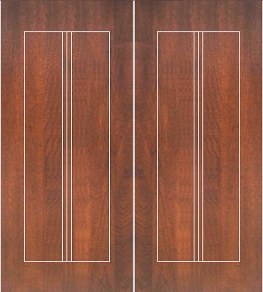 Designer Flat Double Door - Buy Wooden Double Door Designs .