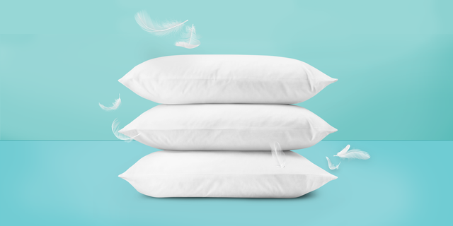 6 Best Down Pillows to Buy in 2020 - Top Rated Down Fill & Goose .