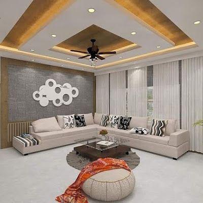 Latest 150 POP design for hall, false ceiling designs for living .