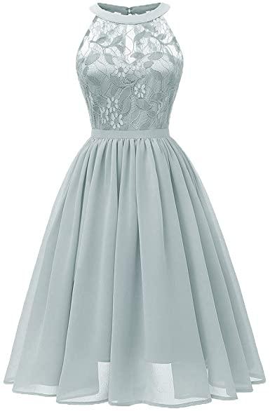 Amazon.com: TOTOD Dress for Women Elegant Lace Floral Princess .