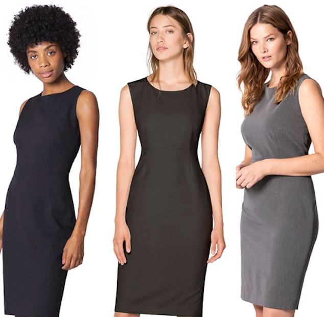 Made to Measure Work Dresses for Women: Custom fiting cloth