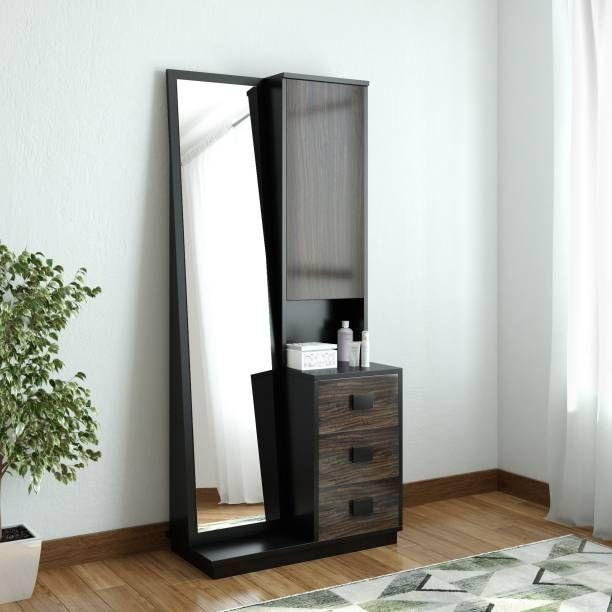 Image result for corner full mirror dressing unit ideas | Dressing .