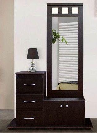 70 wooden dressing table designs for modern bedroom furniture sets .