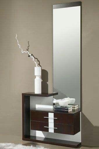Salon station | Dressing table design, Bedroom dressing table .