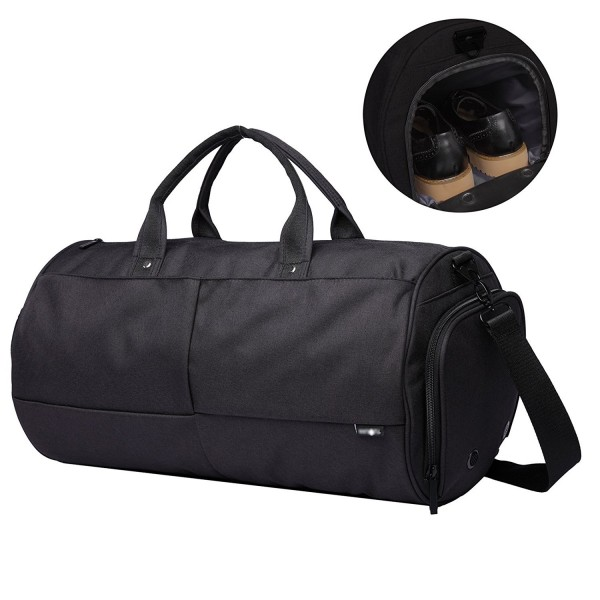 Travel Luggage BagSports Gym Bag for Shoes Compartment Duffle Bag .