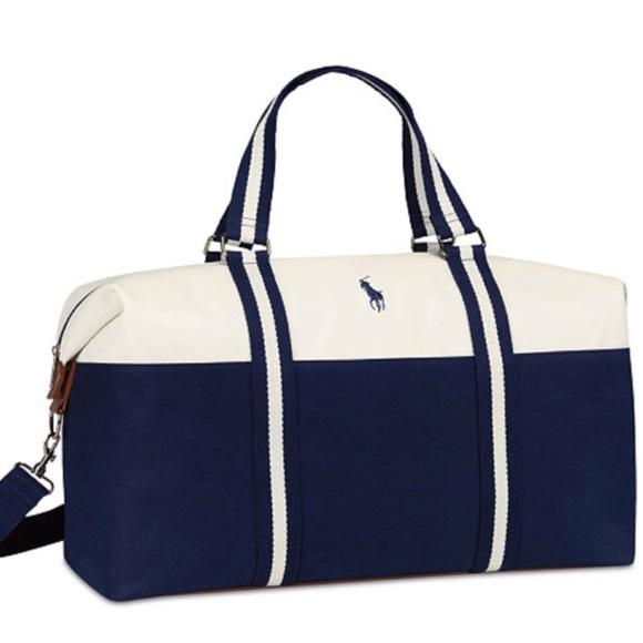 Ralph Lauren Bags | Polo Ralph Duffle Bag New Men | Poshma