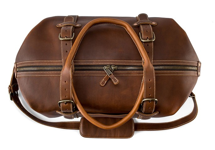 Leather Duffle Bag Mens Near Me | Confederated Tribes of the .