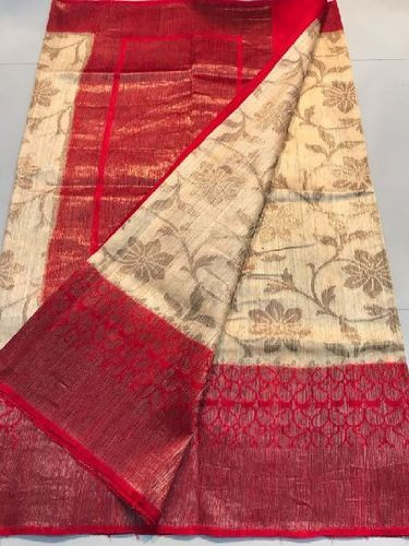Available In Many Colors Semi Dupion Silk Saree, Rs 1775 /set .