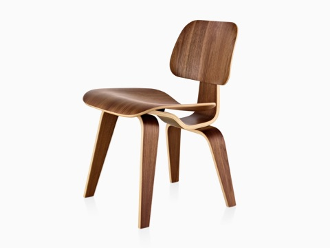 Eames Molded Plywood - Side Chair - Herman Mill