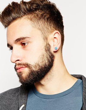 men with earrings - Google Search (With images) | Guys ear .