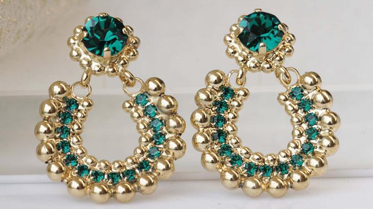 3 Jewellery Designing Ideas to Make Beautiful Hoop Earrin