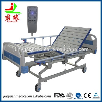 Height Adjustable Medical Manual Electric Hospital Bed - Buy Hot .