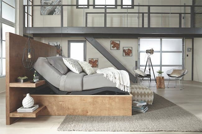 Lifestyle Adjustable Bed Bases Offer a Comfortable Night's Sleep .