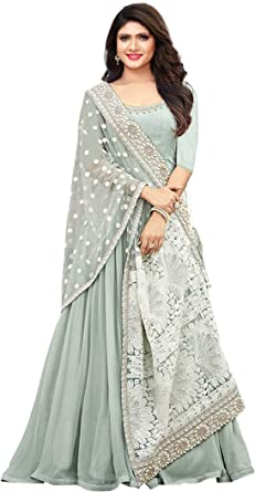 Amazon.com: STELLACOUTURE Embroidered Salwar Suit Ethnic wear .