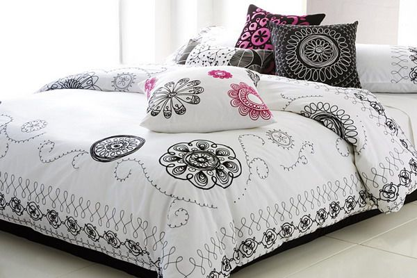 Bed Sheet Designs Hand Embroidery Trk designer m. | Hand .