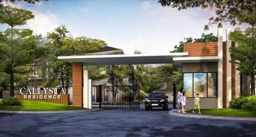 Sukses Jual Fortune Terrace, Graha Raya Launching Callysta .