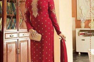 Indian Pakistani Ethnic Salwar Kameez Designer Suit Unsti