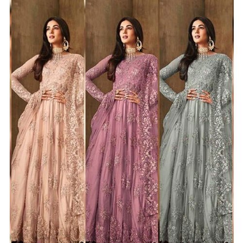 Indian Pakistani Ethnic Salwar Kameez Designer Suit Bollywood .