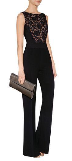 elegant evening jumpsuits - Google Search (com imagens) | Moda .