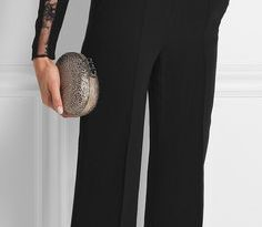 elegant evening jumpsuits - Google Search (With images) | Fashion .