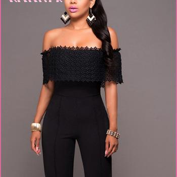 Elegant Designer Evening Jumpsuits For Women Sale - Buy .