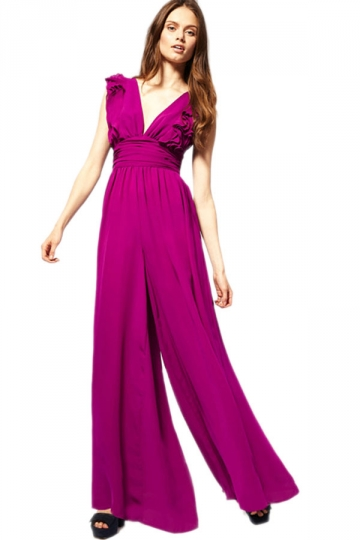 evening jumpsuits 26112230 | The Cute Styl