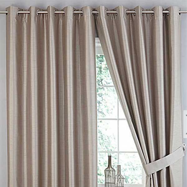 Love My Window | Faux-Silk Blackout Eyelet Curtains | LoveMyWindow.c