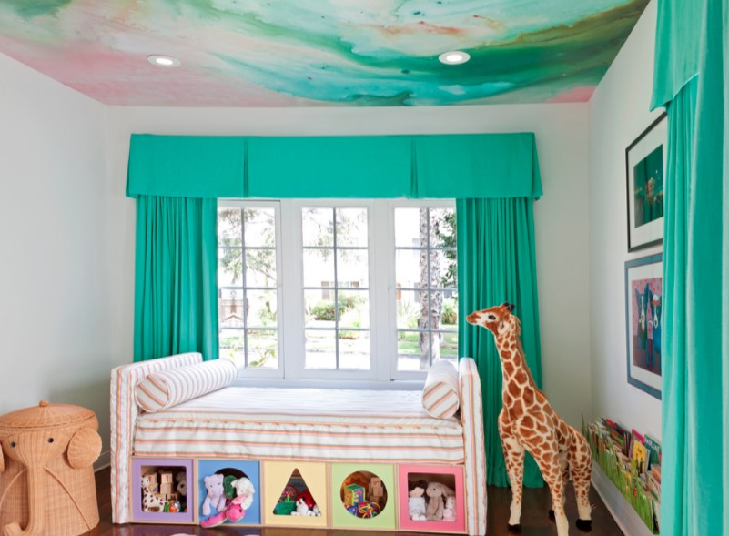 20 Painted Ceiling Ideas That Change Everything | Freshome.c