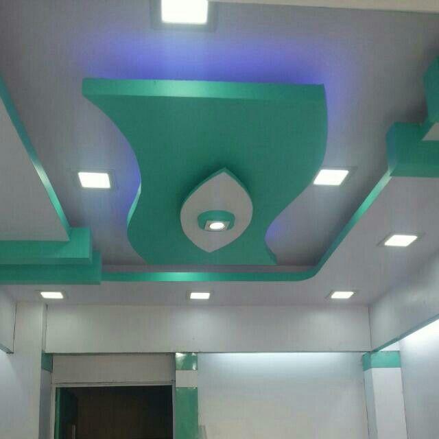 False ceiling design, Lights design, Color combination, Rafter .