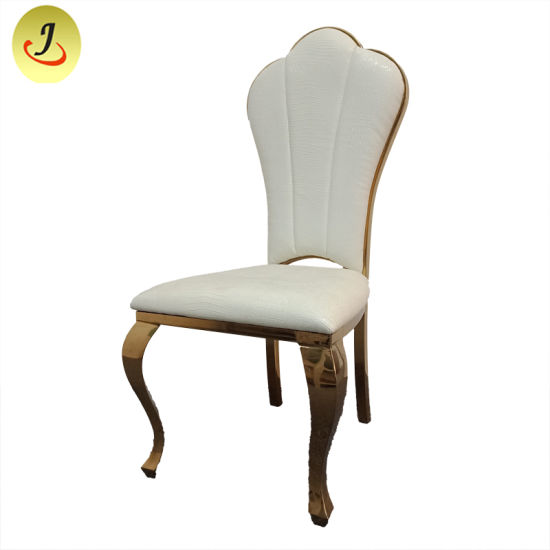 China Wholesale Wedding Event Gold Metal Fancy Chairs, Dining .