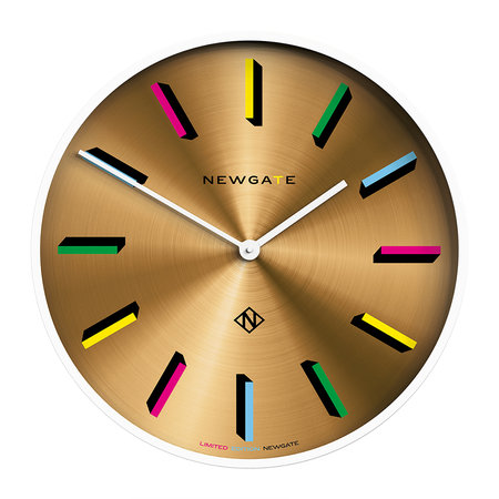 Buy Newgate Clocks Number X Clock - Fancy Pants | AMA