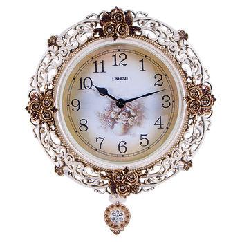 Fancy Home Decorative Wall Clock B81