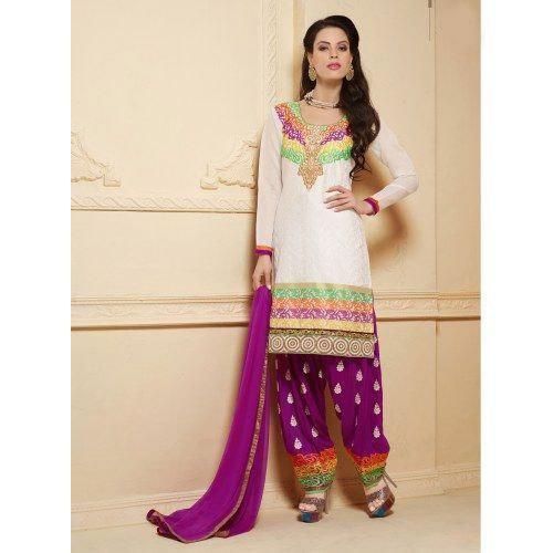 Cotton Multi-color Ladies Fancy Salwar Suit, Rs 750 /piece Thanima .