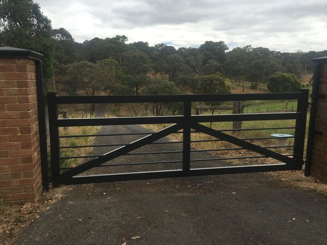 Cora Lynn Farm Gate | Farm gate, Farm gates entrance, Farm entran