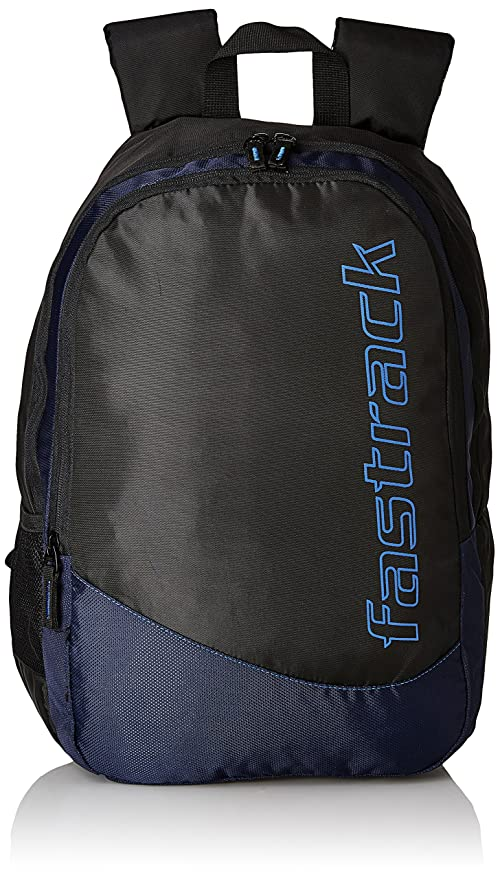 Fastrack 22.37 Ltrs Blue School Backpack (A0676NBL01): Amazon.in .